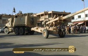 M198-Howitzer-ISIS-parade