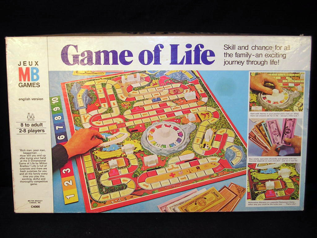 9 game of life board game versions you haven't tried – brilliant maps.