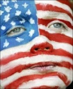 USA face