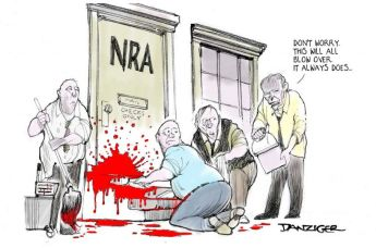 nra cartoon